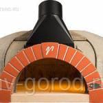 Фото Печь для пиццы дровяная Valoriani Vesuvio Plus 120GR... Новосибирск Новый город