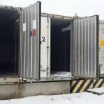 Фото Аренда рефрижераторного контейнера... Екатеринбург ТСМ Контейнеры