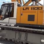 Фото Аренда гусеничного крана 100 тонн Liebherr LR 1100... Москва М-Рент