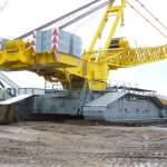 Фото Аренда гусеничного крана 1350 тонн Liebherr LR 11350... Москва М-Рент