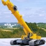 Фото Аренда гусеничного крана 220 тонн Liebherr LTR 1220... Москва М-Рент