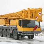 Фото Аренда автокрана Liebherr LTM-1100 100 тонн... Казань Прометей