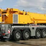 Фото Аренда автокрана 200 тонн Liebherr LTM 1200... Москва М-Рент