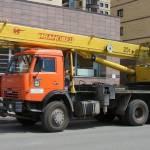 Фото Прокат крана Ивановец 25 тонн... Новосибирск Сиблогист