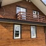Фото купить дом небольшой деревянный новый по калужское шоссе... Повсеместно