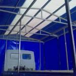 Фото Ангар быстровозводимый из легких металлических конструкций... Пермь Модуль-компани