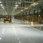 Фото Устройство тонкослойного полимерного пола для склада... Краснодар Эксперт бетона