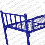 Manufacturer Кровать металлическая двухъярусная. Бытовая престиж